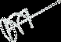 Мешалка для густых растворов 590x120 мм для миксера арт. 58G784, резьба M14, GRAPHITE 58G784-96.