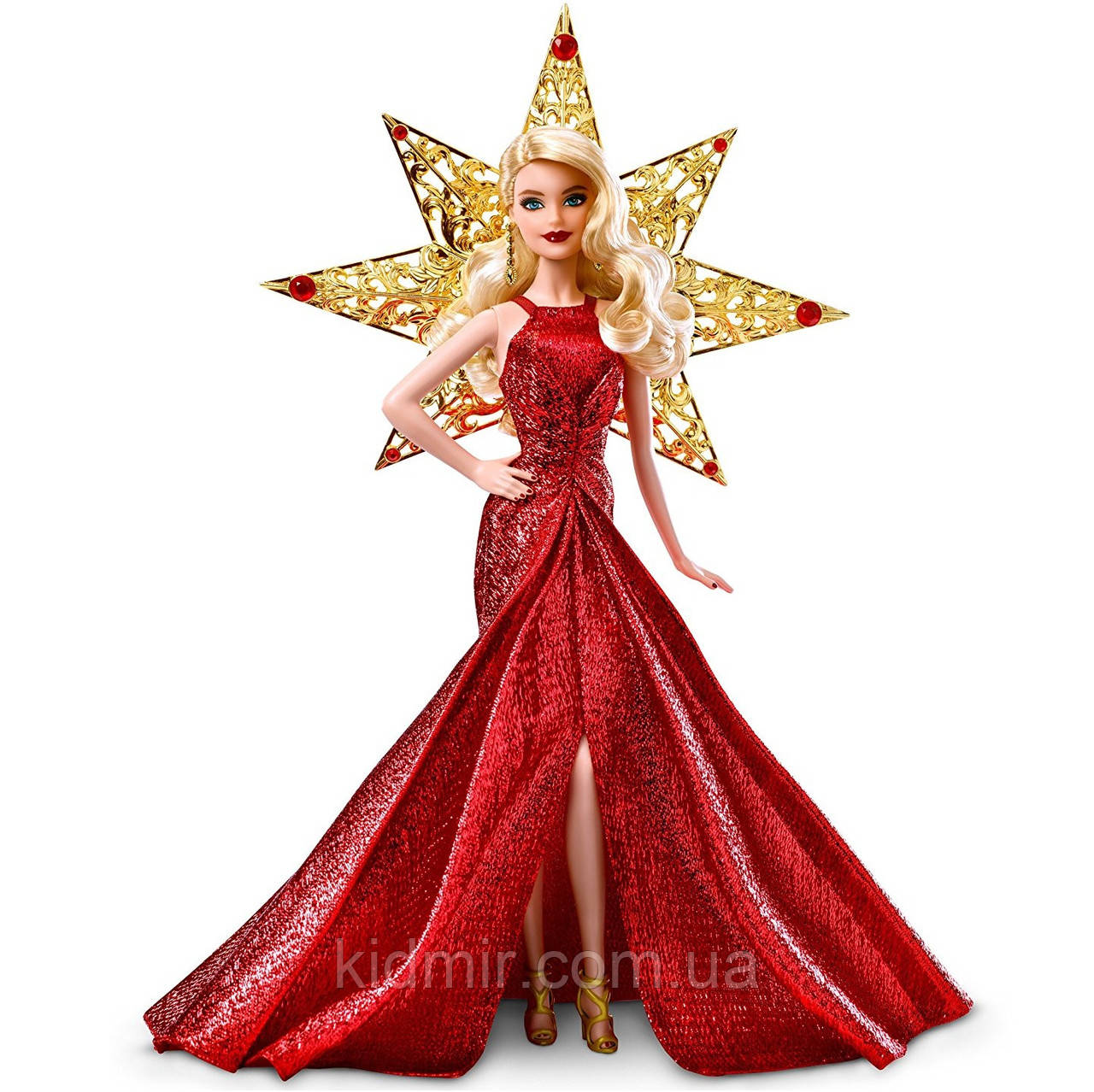 Кукла Барби Коллекционная Праздничная 2017 Barbie Collector Holiday DYX39
