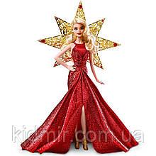 Лялька Барбі Колекційна Святкова 2017 Barbie Collector Holiday DYX39