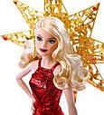 Кукла Барби Коллекционная Праздничная 2017 Barbie Collector Holiday DYX39, фото 3