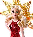 Кукла Барби Коллекционная Праздничная 2017 Barbie Collector Holiday DYX39, фото 4