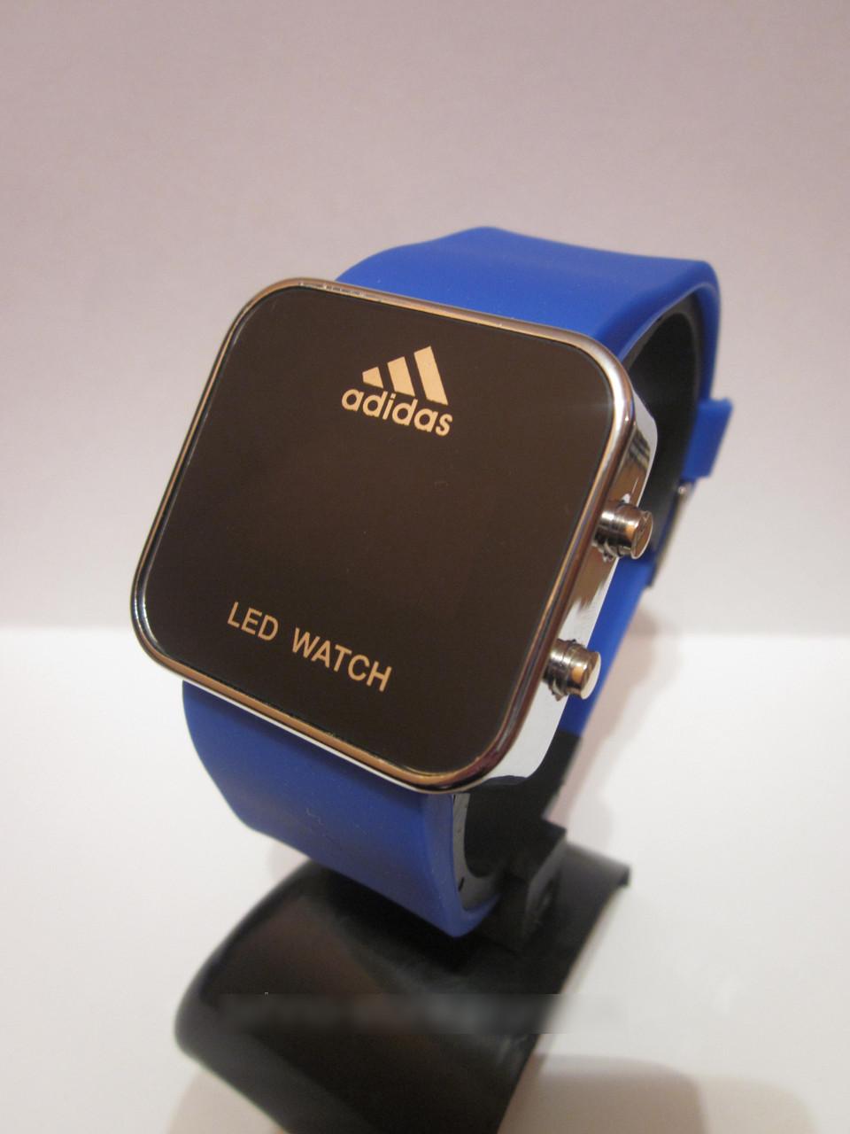 Часы наручные Adidas Led Watch, наручные часы Адидас купить луганск