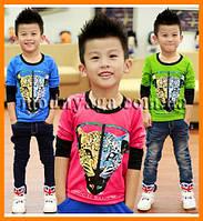 Батник детский   Детские трикотажные кофты для мальчиков