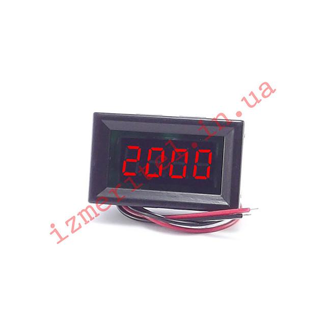 Цифровой вольтметр DC 0-2000 В