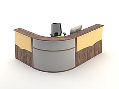 Комплект мебели для персонала серии Прайм композиция №12 ТМ MConcept
