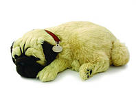 Дышащий щенок Мопс