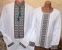 Парні вишиванки оптом в Украине. Сравнить цены b785b9726ca08