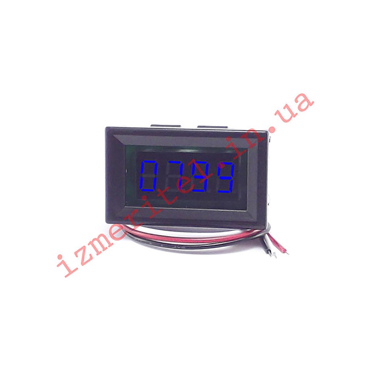 Цифровой вольтметр DC 0-1000 В