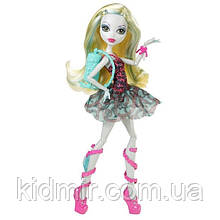 Кукла Monster High Лагуна Блю (Lagoona Blue) из серии Dance Class Монстр Хай
