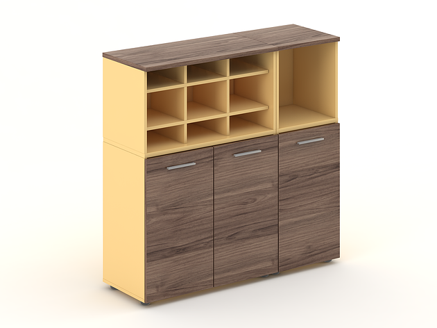 Комплект мебели для персонала серии Прайм композиция №13 ТМ MConcept, фото 2