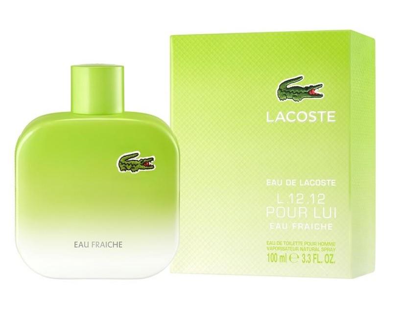Lacoste Eau De Lacoste L.12.12 Pour Lui Eau Fraiche туалетная вода 100 ml. d260a331434f8