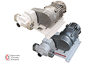 BAG 800 - Насос для перекачки бензина, керосина, дт, 220 Вольт 100-150 л/мин, фото 1