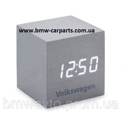Будильник Volkswagen Logo Cube Alarm Clock, фото 2