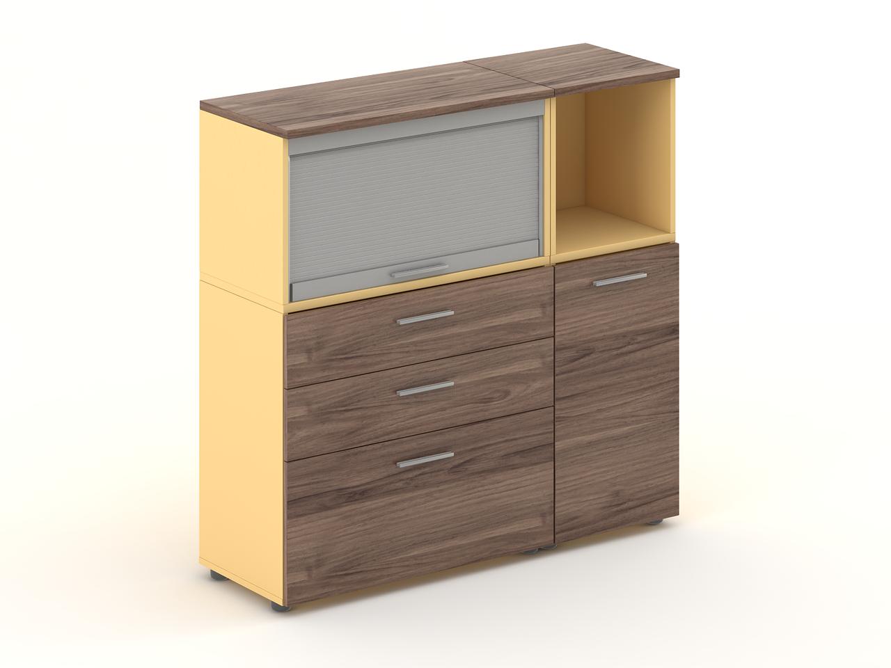 Комплект мебели для персонала серии Прайм композиция №14 ТМ MConcept