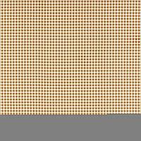 Ткань для штор в стиле прованс коричневая в клетку 0,5*0,5 см