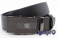 Мужской ремень OLK-12607 Черный