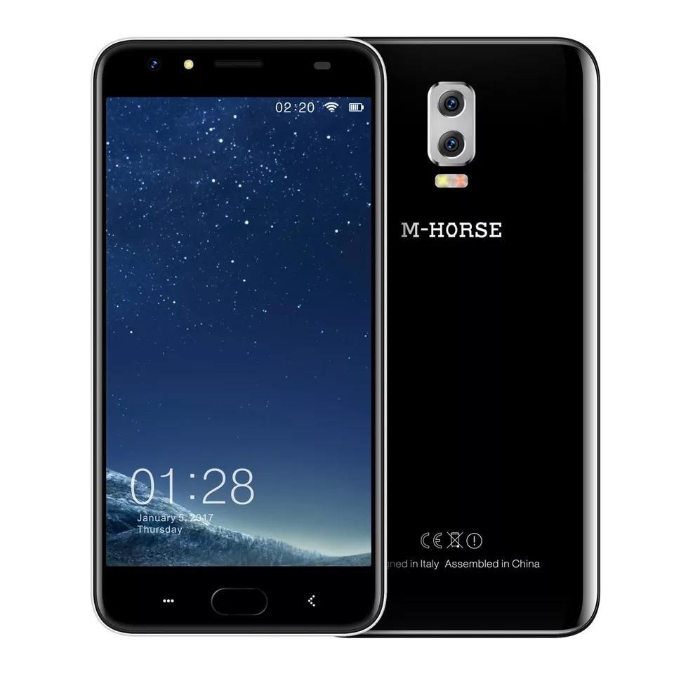 """Смартфон M-Horse Power 2 Black 4G 5.5"""" 6000 mAh, 2/16 Gb, And 7.0 в наличии"""