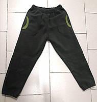 Теплые флисовые штаны, р.28-34
