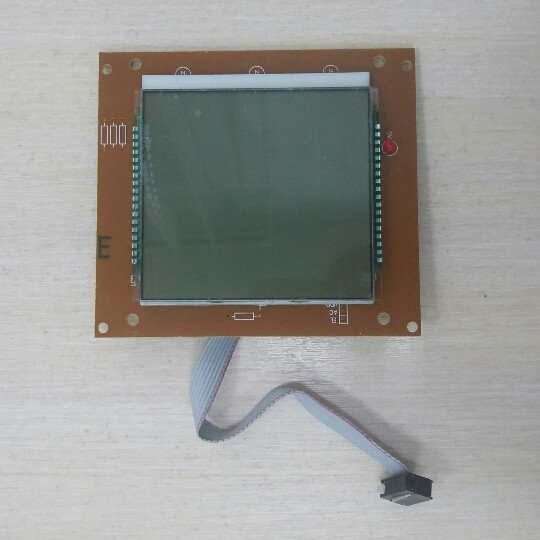 Дисплей для электронных весов OXI T7