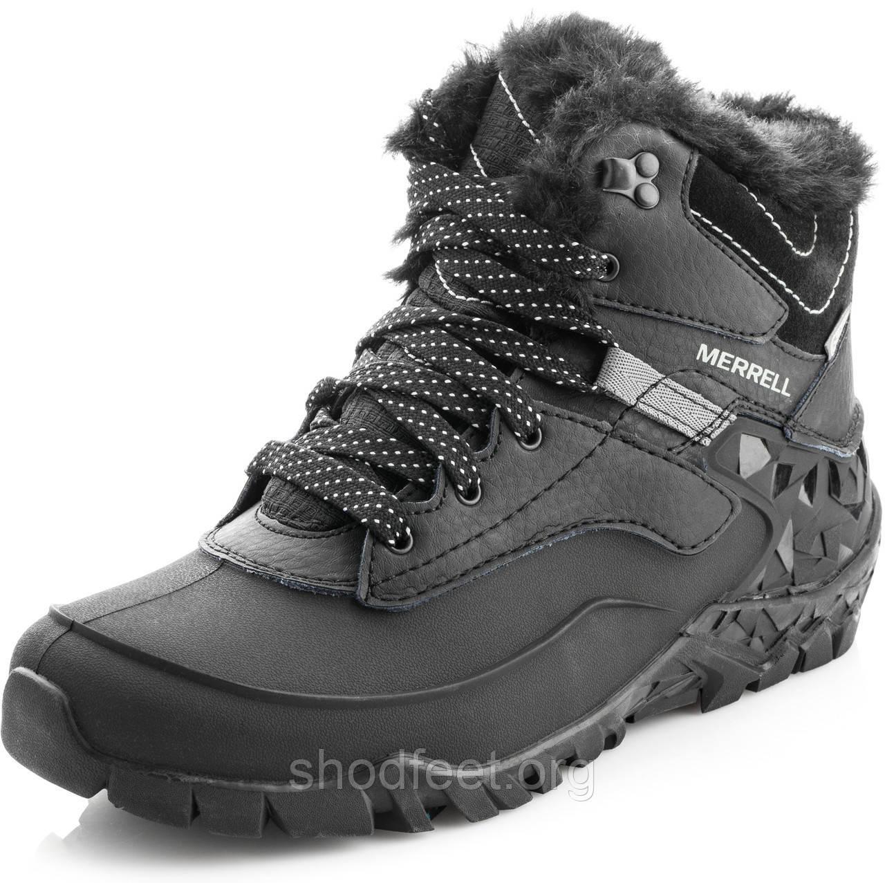 Жіночі черевики Merrell Aurora 6 Ice+ Waterproof J37216