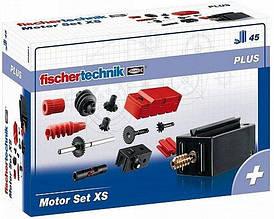 Додатковий набір Fisсhertechnik PLUS Набір двигуна XS