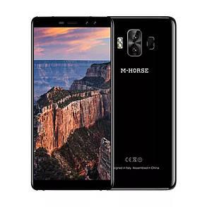 """Смартфон M-Horse Pure 1 Black, 18:9, 4G 5.7"""" 3/32Gb, 4380 mAh, фото 2"""