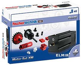 Додатковий набір fisсhertechnik PLUS Набір двигуна XM