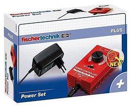 Додатковий набір Fisсhertechnik PLUS Блок живлення