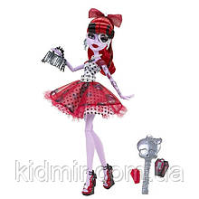 Кукла Monster High Оперетта (Operetta) из серии Dot Dead Gorgeous Монстр Хай