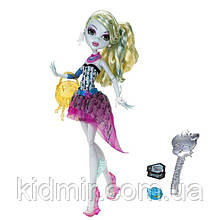 Кукла Monster High Лагуна Блю (Lagoona) из серии Dot Dead Gorgeous Монстр Хай