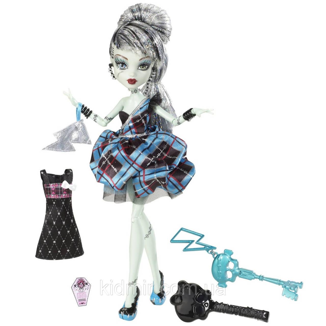 Кукла Monster High Фрэнки Штейн (Frankie Stein) из серии Sweet 1600 Монстр Хай