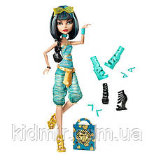 Клео де Нил (Cleo De Nile) Monster High  из серии I love Shoes Монстр Хай Mattel bbr92