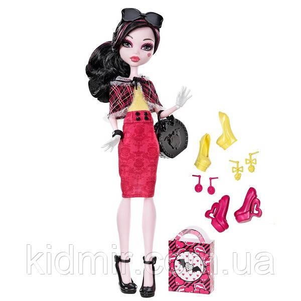 Дракулаура (Draculaura) Monster High із серії I love Shoes Монстр Хай Mattel
