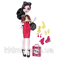 Дракулаура (Draculaura) Monster High из серии I love Shoes Монстр Хай Mattel