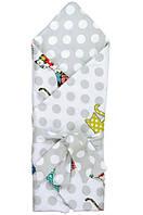 Конверт-одеяло Руно Cat 85*85см детский арт.957СУ_Сat