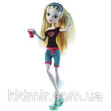 Кукла Monster High Лагуна Блю (Lagoona) из серии Dead Tired Монстр Хай