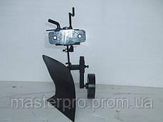 Плуг активный с опорным колесом AGROLUXE, фото 2