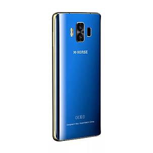 """Смартфон M-Horse Pure 1 Blue, 18:9, 4G 5.7"""" 3/32Gb, 4380 mAh , фото 2"""