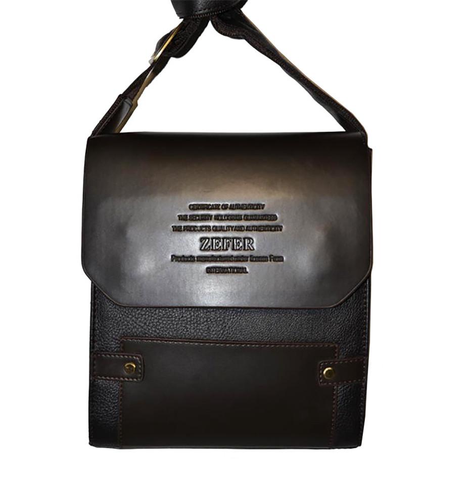 Оригинальная мужская сумка зефер