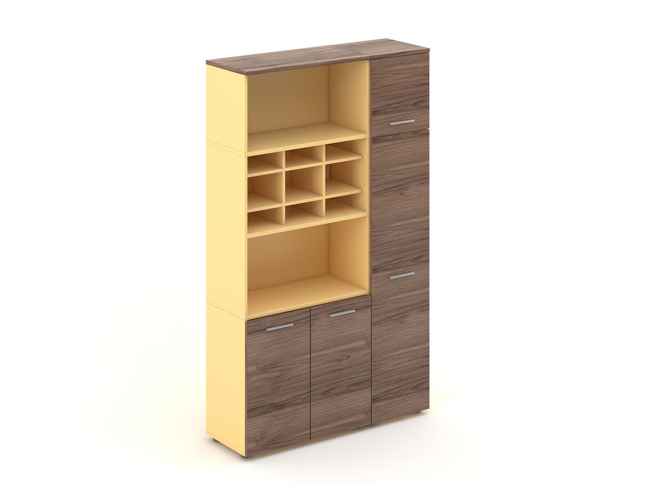 Комплект мебели для персонала серии Прайм композиция №15 ТМ MConcept