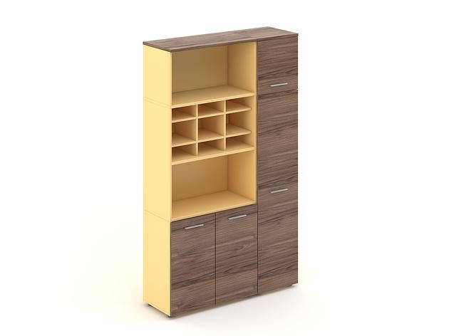 Комплект мебели для персонала серии Прайм композиция №15 ТМ MConcept, фото 2
