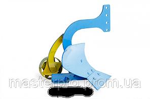 Плуг (AGROMARKA LUXE) с опорным колесом (аналог Мотор Сич), фото 3