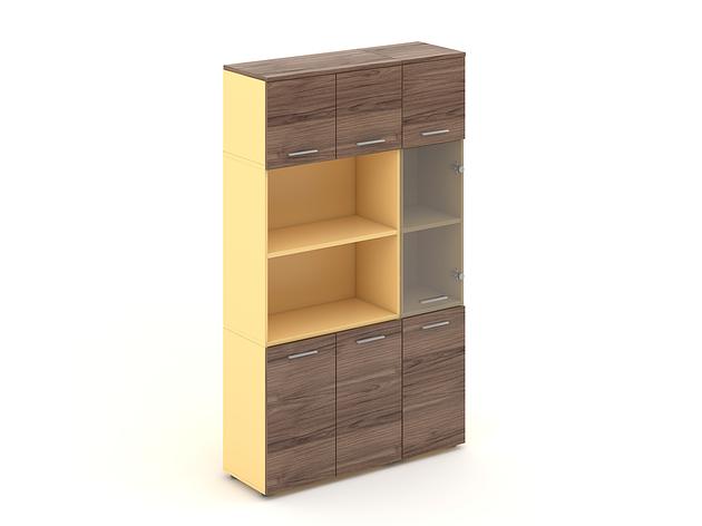 Комплект мебели для персонала серии Прайм композиция №16 ТМ MConcept, фото 2