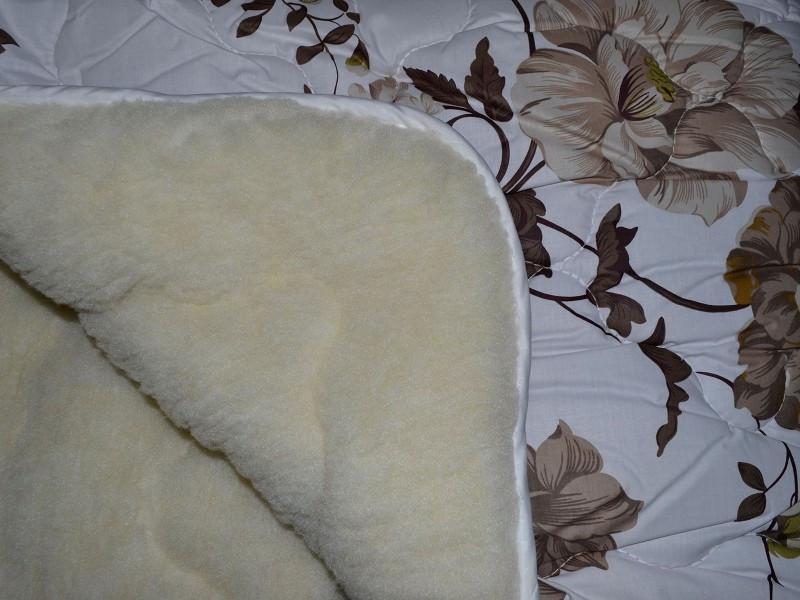 Одеяло Меховое открытое (поликоттон) 195*215 ARDA Company