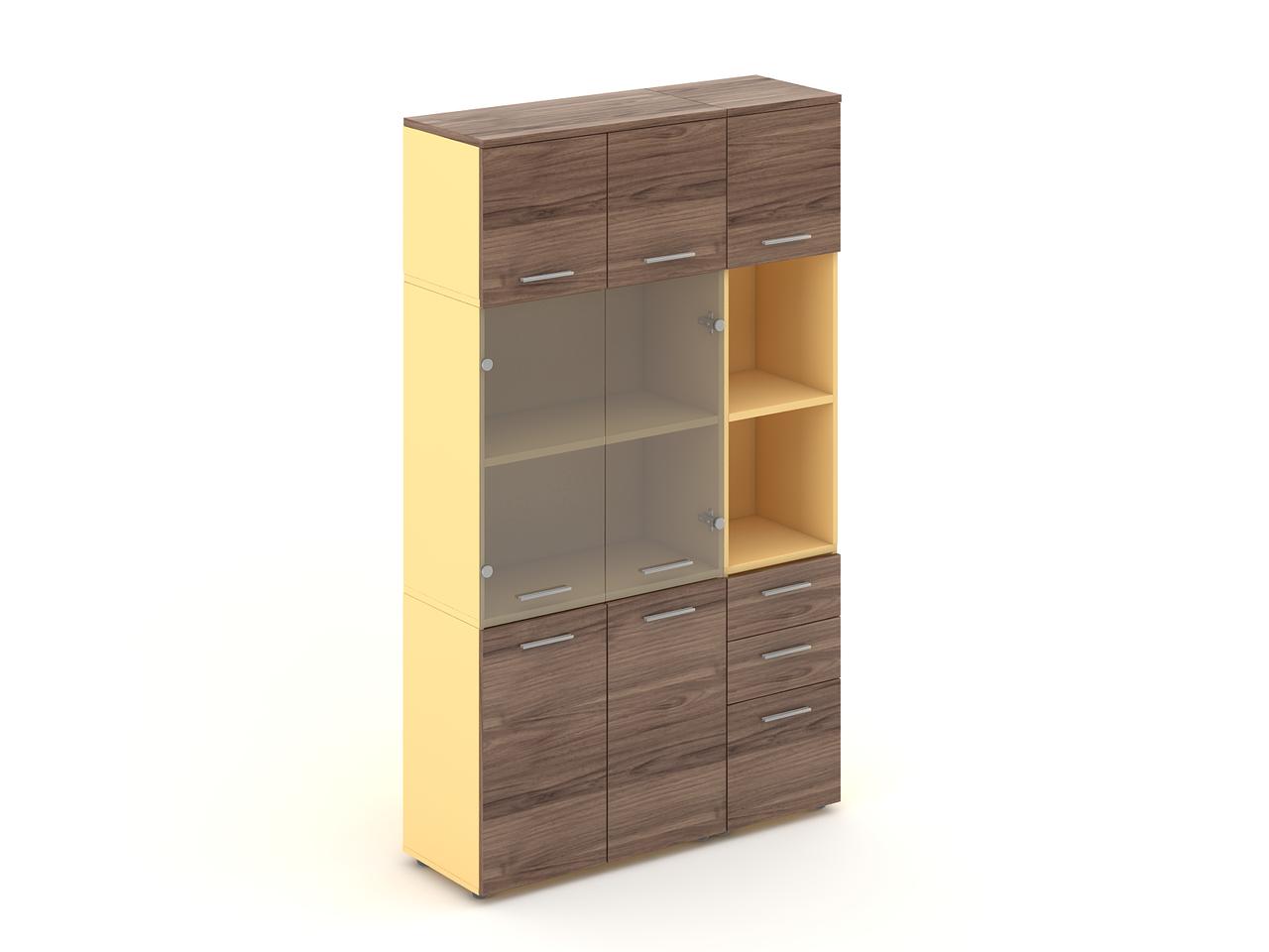 Комплект мебели для персонала серии Прайм композиция №17 ТМ MConcept