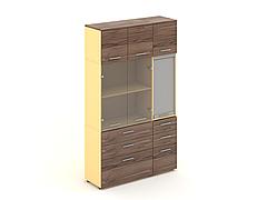 Комплект мебели для персонала серии Прайм композиция №18 ТМ MConcept
