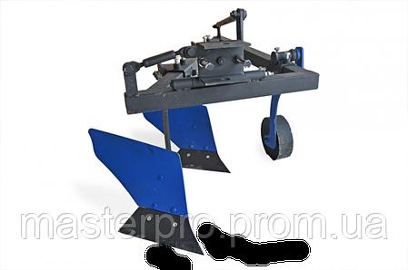 Плуг двухкорпусный (AGROLUXE) для мототрактора и минитрактора (AMG), фото 2