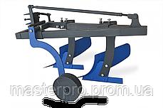 Плуг двухкорпусный (AGROLUXE) для мототрактора и минитрактора (AMG), фото 3