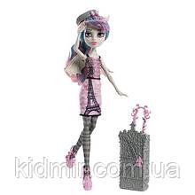 Лялька Monster High Рошель Гойл (Rochelle Goyle) з серії Travel Scaris Монстр Хай
