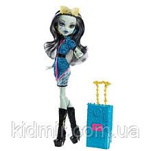 Лялька Monster High Френкі Штейн (Frankie Stein) з серії Travel Scaris Монстр Хай